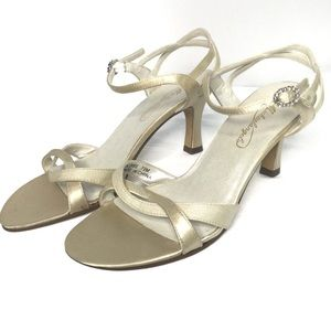 David's Bridal Wedding Shoes Michaelangelo Eloise